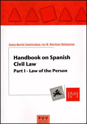 HANDBOOK ON SPANISH CIVIL LAW