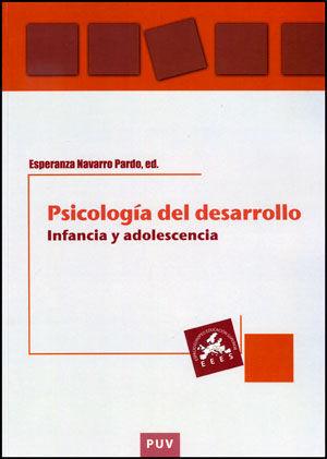 PSICOLOGA DEL DESARROLLO INFANCIA Y ADOLESCENCIA