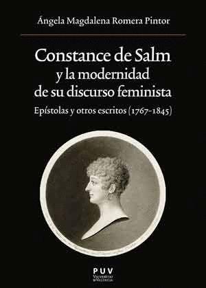 CONSTANCE DE SALM Y LA MODERNIDAD DE SU DISCURSO FEMINISTA