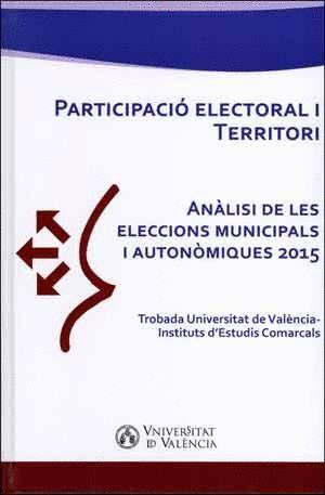 PARTICIPACIÓ ELECTORAL I TERRITORI