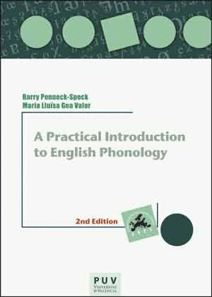 A PRACTICAL INTRODUCTION TO ENGLISH PHONOLOGY (2ND. EDITION)