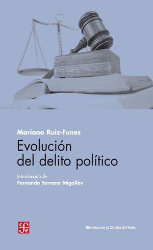 EVOLUCIÓN DEL DELITO POLTICO