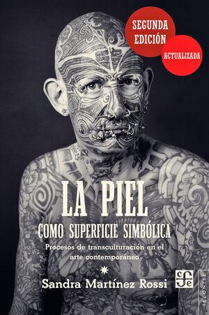 LA PIEL COMO SUPERFICIE SIMBÓLICA