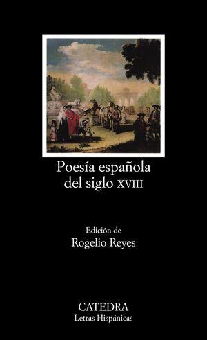 POESÍA ESPAÑOLA DEL SIGLO XVIII