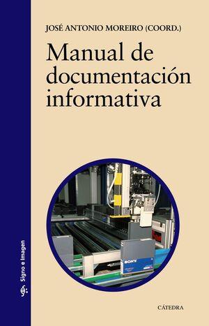 MANUAL DE DOCUMENTACIÓN INFORMATIVA