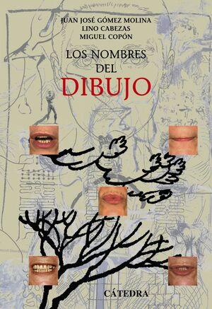 LOS NOMBRES DEL DIBUJO