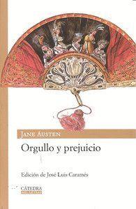 ORGULLO Y PREJUICIO COLECC MIL LETRAS
