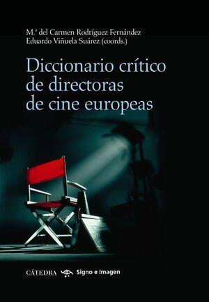 DICCIONARIO CRTICO DE DIRECTORAS DE CINE EUROPEAS