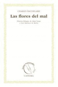 LAS FLORES DEL MAL (EDICIÓN BILINGÜE FRANCÉS-ESPAÑOL)