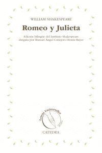 ROMEO Y JULIETA (EDICIÓN BILINGÜE INGLÉS-ESPAÑOL)