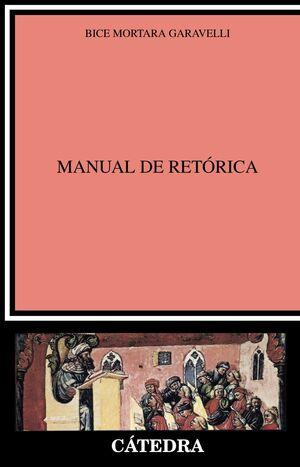 MANUAL DE RETÓRICA