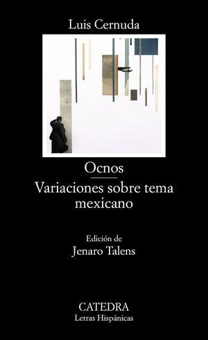 OCNOS; VARIACIONES SOBRE TEMA MEXICANO