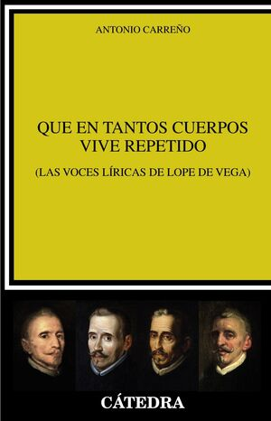 QUE EN TANTOS CUERPOS VIVE REPETIDO