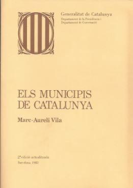 MUNICIPIS DE CATALUNYA/ELS