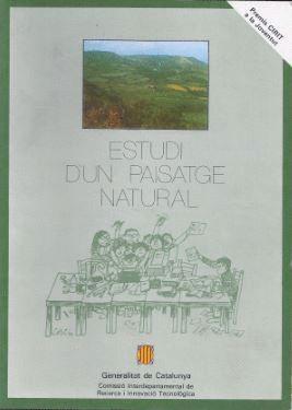 ESTUDI D´UN PAISATGE NATURAL