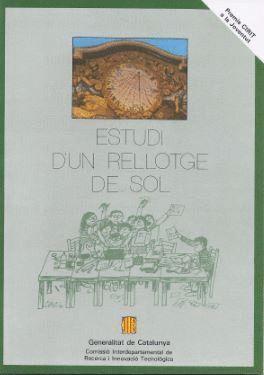 ESTUDI D´UN RELLOTGE DE SOL