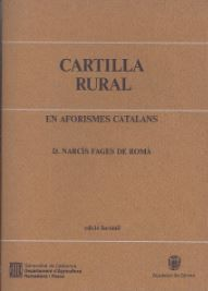 CARTILLA RURAL EN AFORISMES CATALANS