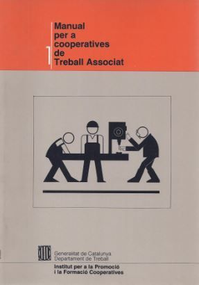MANUAL PER A COOPERATIVES DE TREBALL ASSOCIAT