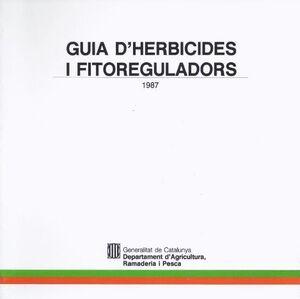 GUIA D´HERBICIDES I FITOREGULADORS