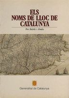 NOMS DE LLOC DE CATALUNYA/ELS