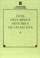 GUIA DELS ARXIUS HISTÒRICS DE CATALUNYA. 4. REUS