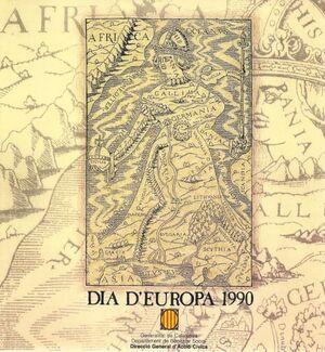 DIA D´EUROPA 1990