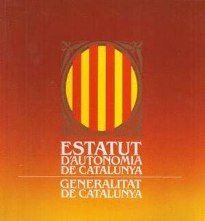 ESTATUT D´AUTONOMIA DE CATALUNYA
