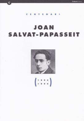 CENTENARI JOAN SALVAT-PAPASSEIT (1984-1994)