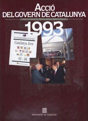 ACCIÓ DEL GOVERN DE CATALUNYA 1993