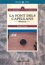 FONT DELS CAPELLANS. MANRESA/LA
