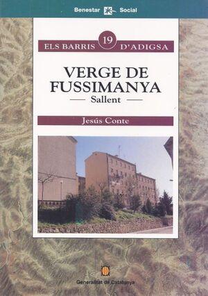 VERGE DE FUSSIMANYA. SALLENT