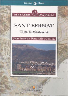 SANT BERNAT. OLESA DE MONTSERRAT