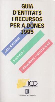 GUIA D´ENTITATS I RECURSOS PER A DONES 1995
