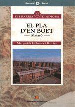 PLA D´EN BOET. MATARÓ/EL