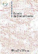 ESTUDIS DE DRET AMBIENTAL