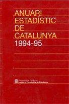 ANUARI ESTADÍSTIC DE CATALUNYA 1994-1995