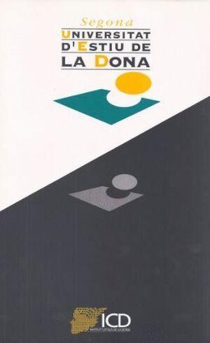 UNIVERSITAT D´ESTIU DE LA DONA/SEGONA