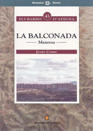 BALCONADA. MANRESA/LA