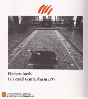 ELECCIONS LOCALS I AL CONSELL GENERAL D´ARAN 1995