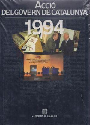 ACCIÓ DEL GOVERN DE CATALUNYA 1994