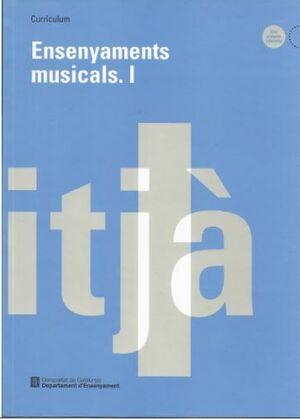 ENSENYAMENTS MUSICALS DE GRAU MITJÀ. VOL. 1