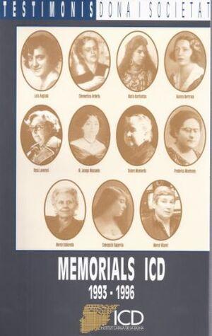 MEMORIALS ICD 1993-1996