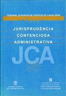JURISPRUDÈNCIA CONTENCIOSA ADMINISTRATIVA. TSJC. ANUARI 1996