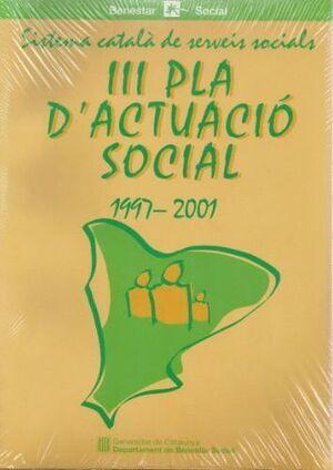 PLA D´ACTUACIÓ SOCIAL/III