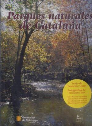 PARQUES NATURALES DE CATALUÑA (CARTONÉ)