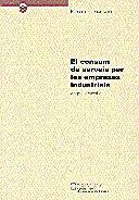 CONSUM DE SERVEIS PER LES EMPRESES INDUSTRIALS/EL