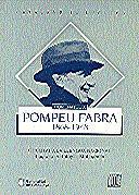 HOMENATGE A POMPEU FABRA 1868-1948. FIDELITAT A LA LLENGUA NACIONAL