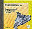 MAPA COMARCAL DE CATALUNYA 1:50 000 RÀSTER. GARROTXA [CD-ROM]
