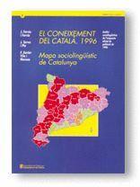 CONEIXEMENT DEL CATALA 1996. MAPA SOCIOLINGUISTIC DE CATALUNYA, EL ANALISI SOCIOLINGUISTICA DE L´ENQ