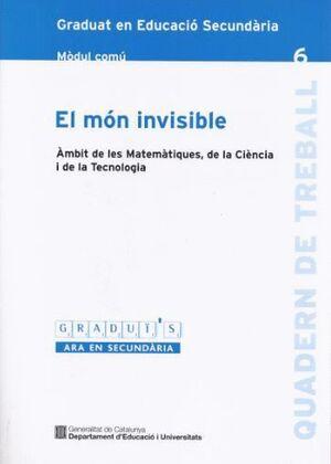 MON INVISIBLE GRADUI´S-6 MC AMBIT DE LES MATEMATIQUES DE LA CIENCIA I DE LA TECNOLOGIA MODUL COMU